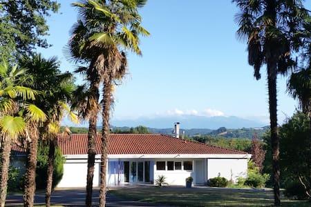 Villa d'exception - Parc luxuriant de 3 Hectares - Mourenx - Villa