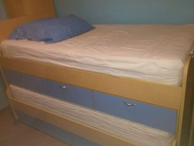 Dormitorio auxiliar 1
