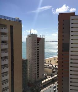 Escala - Coliseu Praia de Iracema Vista Mar Ap 603 - 福塔莱萨 - 公寓