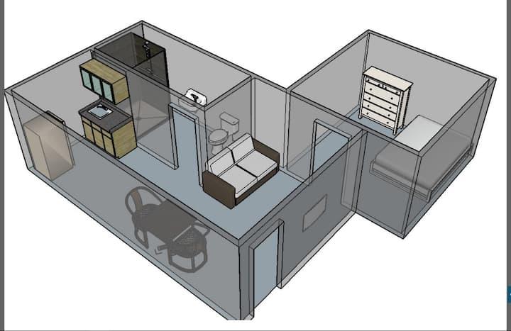 Hampton 1 Bedroom Winter Rental