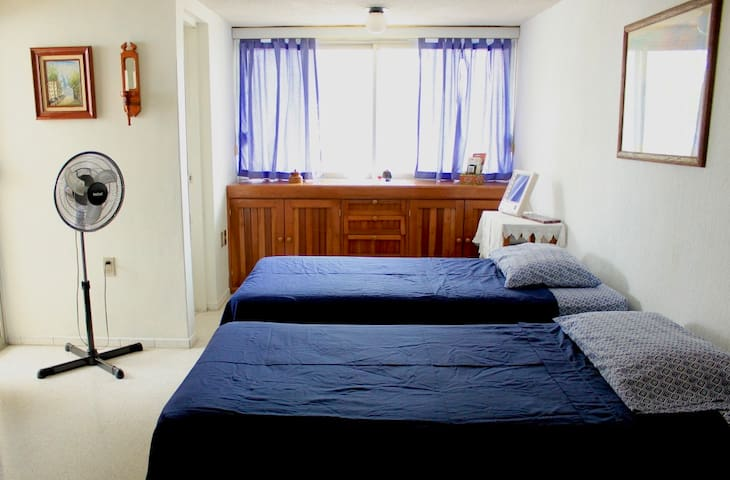 Private room at great location - Heroica Veracruz