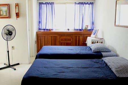 Private room at great location - Heroica Veracruz
