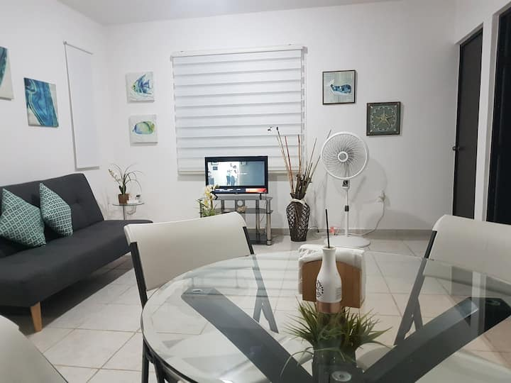 Entre Cancún y Playa del Carmen RELAX Apartment