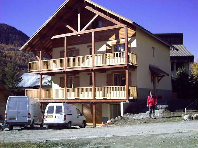 Chalet Clos Gauthier apt. 1 - La Salle-les-Alpes - Apartamento