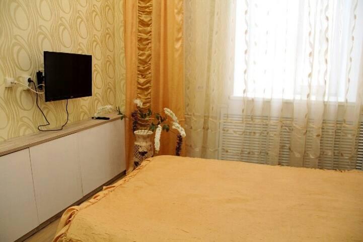 Апартаменты на Московской 10