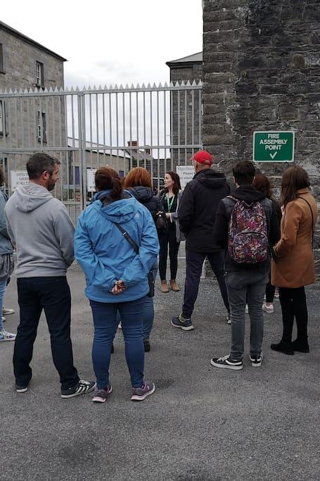 Crime and punishment at Sligo jail