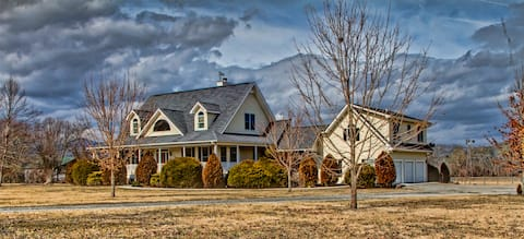 Pisgah Forest NC Home with a View