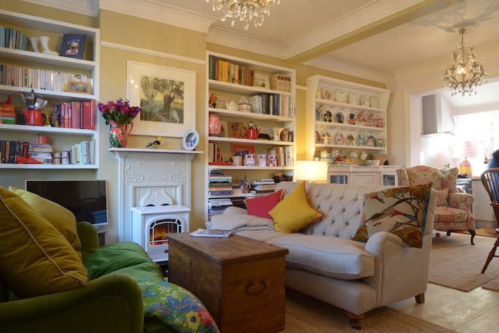 Fabulous Arts and Crafts Cottage in West London