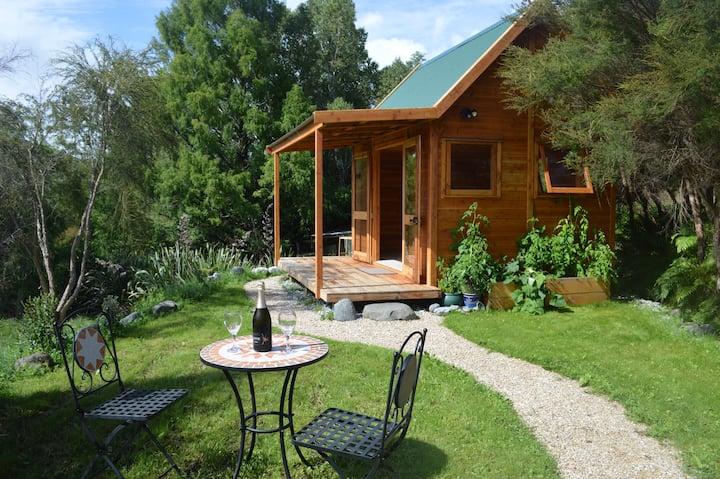 First Light Sunrise Cottage Organic Eco Retreat