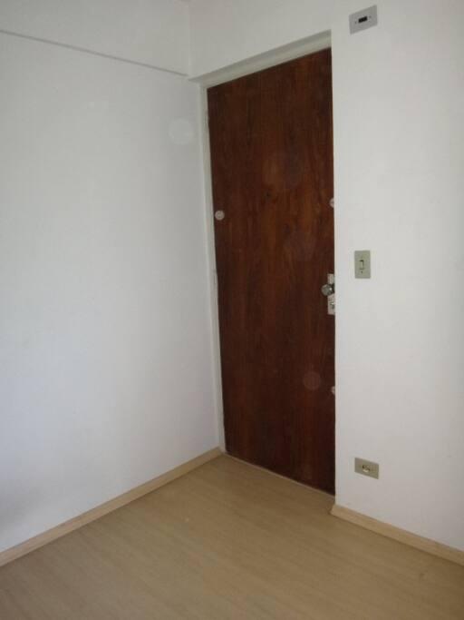 居間の入り口