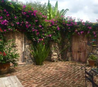 Casa la Rosa, hermosa Casa de Campo - 聖米德爾阿連德