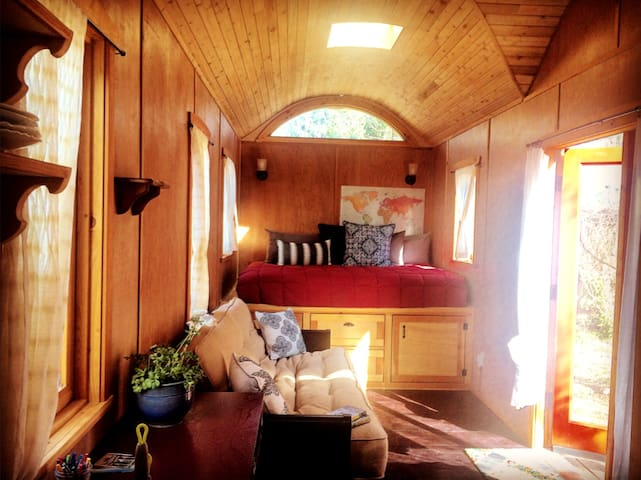 ♥️Best Place♥️Custom Tiny House ⭐️No cleaning fee!