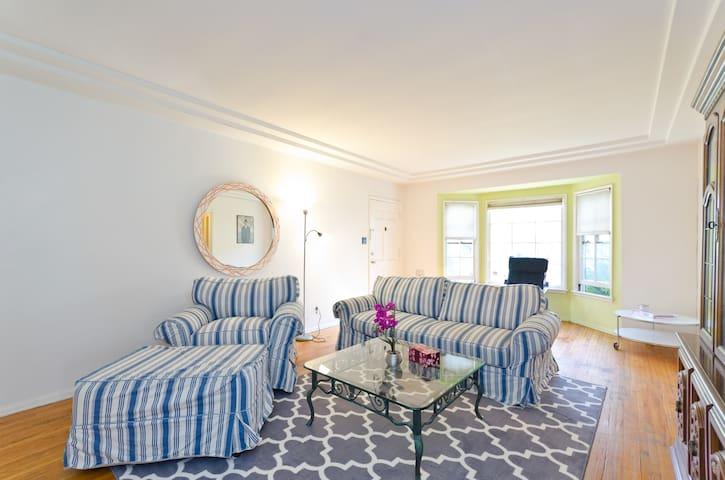 Hidden garden LA gem apartment, comes with parking - Los Angeles - Apartment