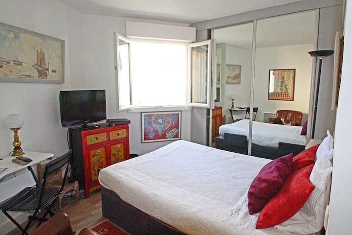 Centre historique, soleil, breakfast maison - Aix-en-Provence - Bed & Breakfast