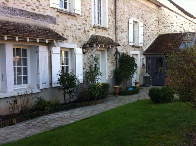 La Maison près de la rivière - Crécy-la-Chapelle - Casa