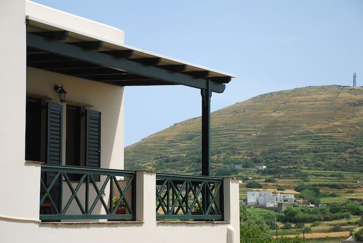 Σπίτι για διακοπές στον Φαλατάδο Τήνου - Falatados - Wohnung
