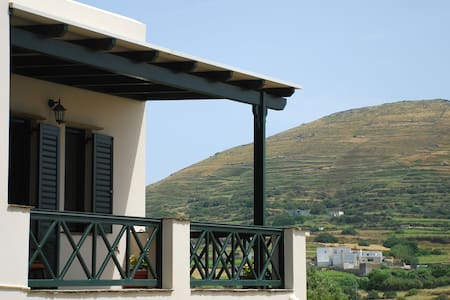 Σπίτι για διακοπές στον Φαλατάδο Τήνου - Falatados - 公寓