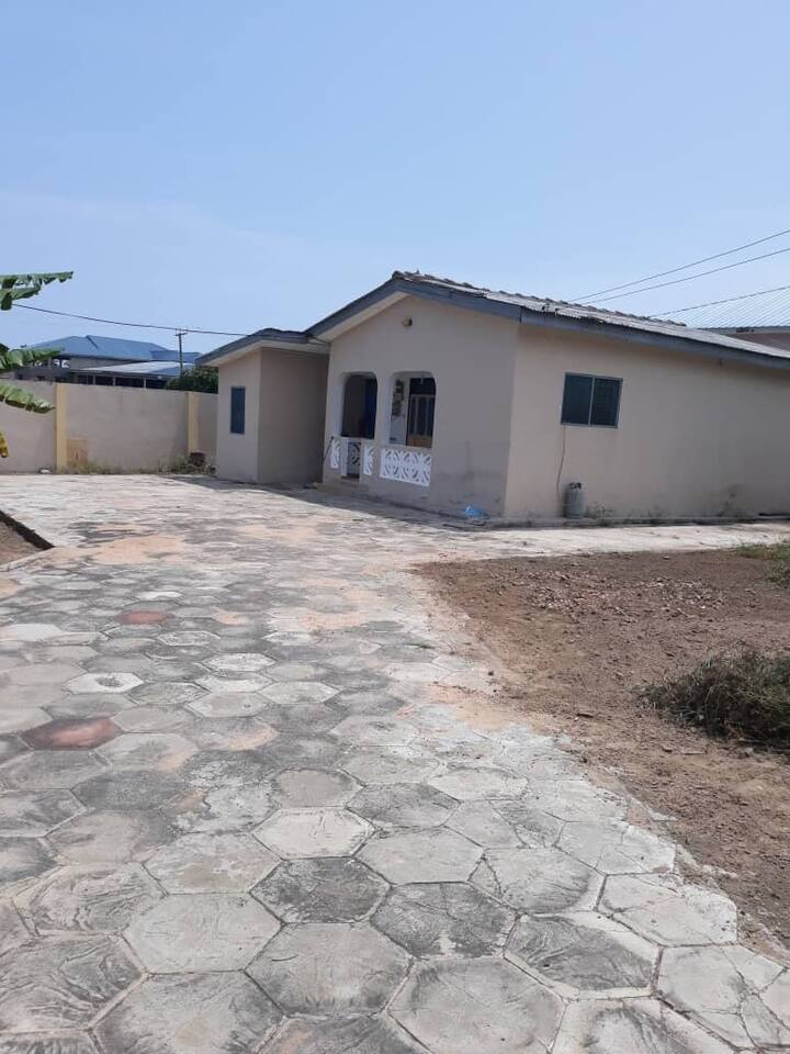 Holiday Let In (Langma, Accra Ghana)