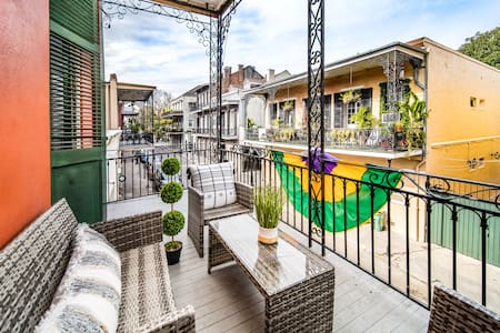 Deluxe 2BR Condo w/ Balcony Steps From Bourbon #8