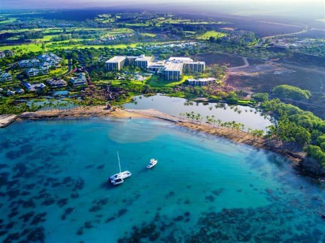 Waikoloa Beach Marriott Resort And Spa Waikoloa Village Hi