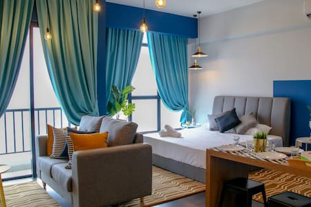 New Condo near KLCC KingBed | Amazing Comfy Design