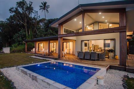 Hillside Villa Cook Islands