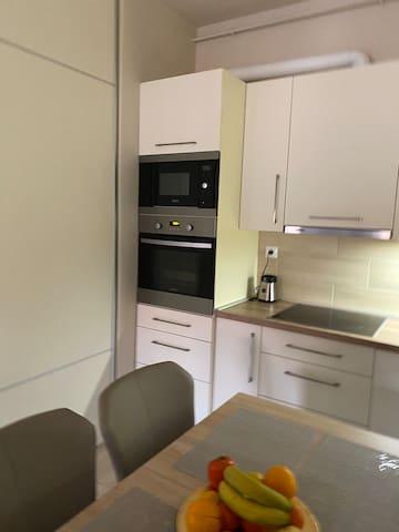 Topmoderne Wohnung nähe der Thermalbäder und SPA's