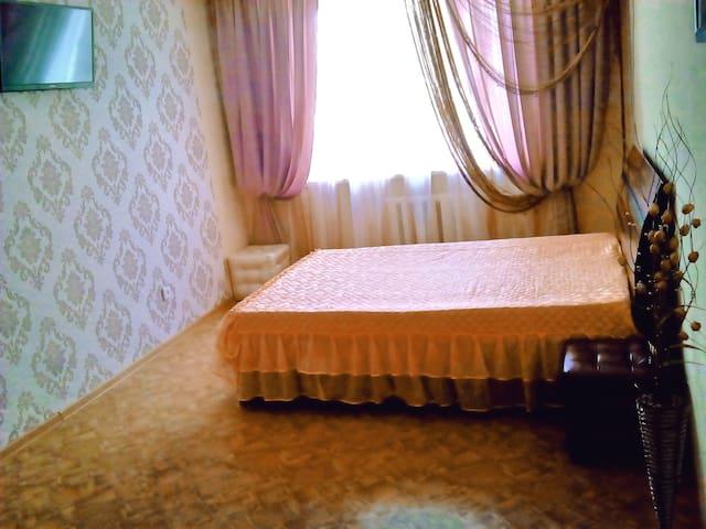 Уютная 1-а комнатная квартира. - Astrakhan' - Apartament