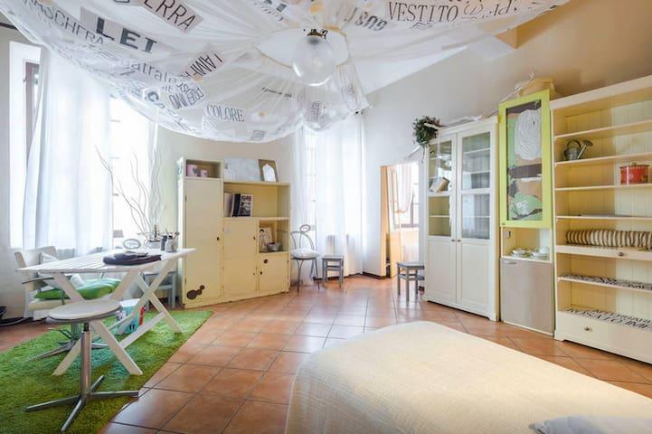 LaCasaDelleCoseBelle Artstyle - Reggio Emilia - Apartment