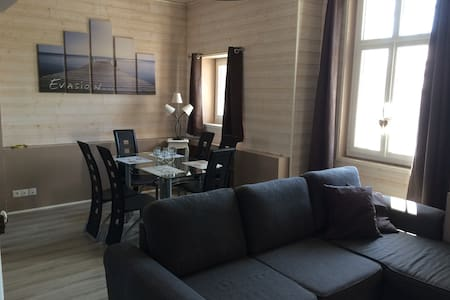 Beau studio meublé refait à neuf - Berck - อพาร์ทเมนท์