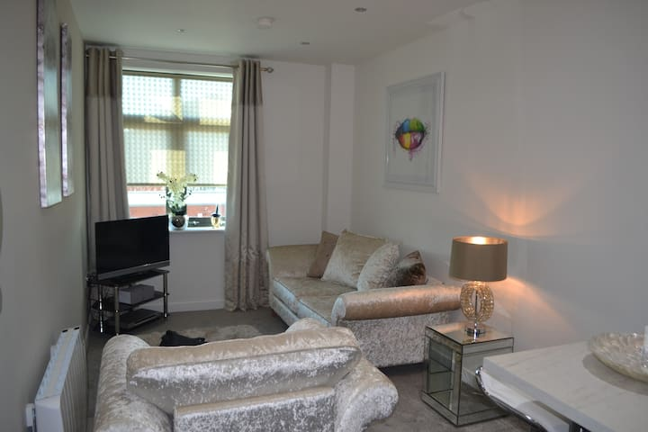 11 Foss Place, York, North Yorkshire. YO31 7AF - York - Apartamento