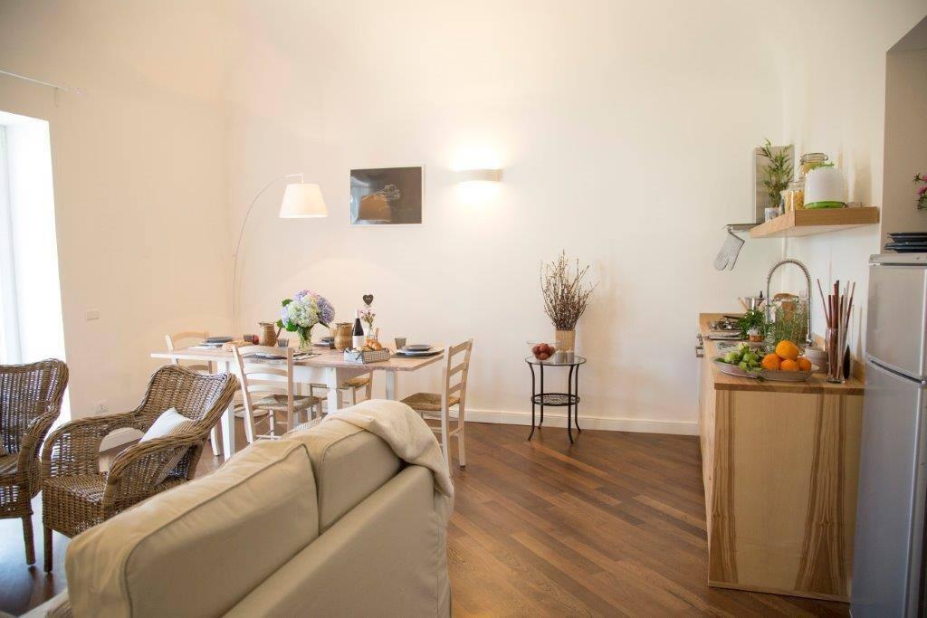 soggiorno-cucina - Appartamento 1