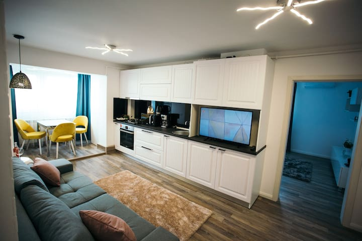 Briana Luxury Apartment in the city center Cluj