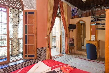 Junior Suite In Riad With Pool & Secure Parking