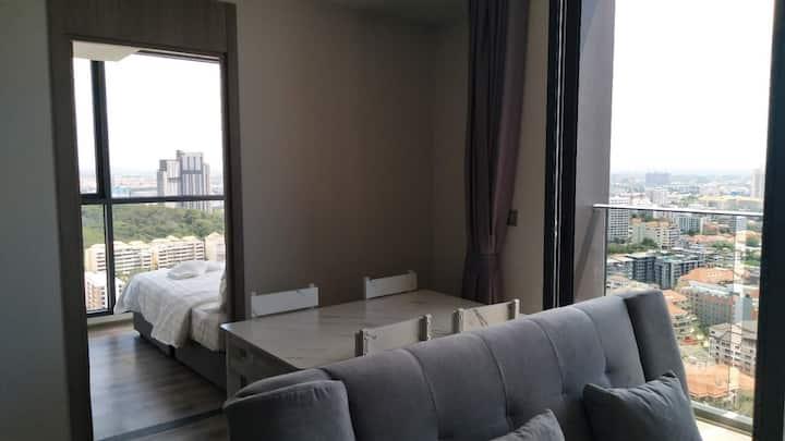 270°无敌海景,the andromeda两卧,网红餐厅,安静舒适,私人影院,D8琳