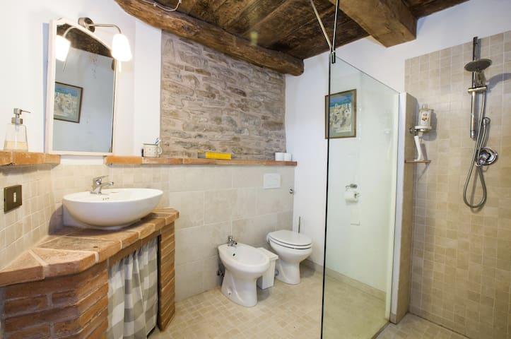 Ca' Valenzano - La Piccionaia - Sestino - Apartament