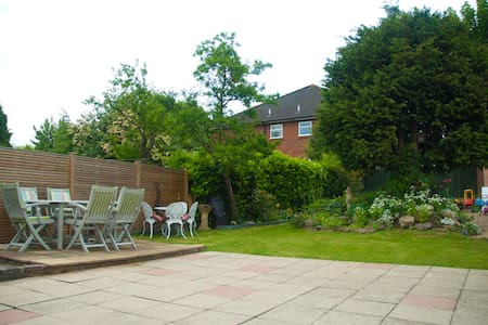 Spacious Luxury Studio Flat near Watford - Watford - Hus