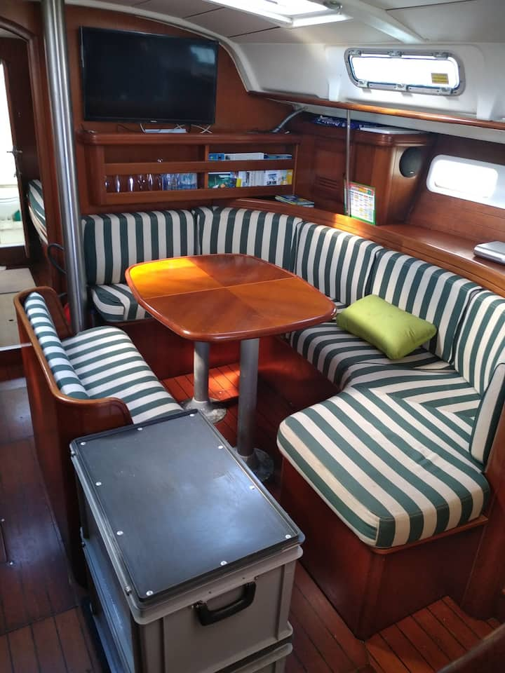 Croisières voile îles Guadeloupe 4 hôtes + skipper