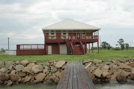 Waterfront Home on Trinity Bay - Anahuac - 独立屋