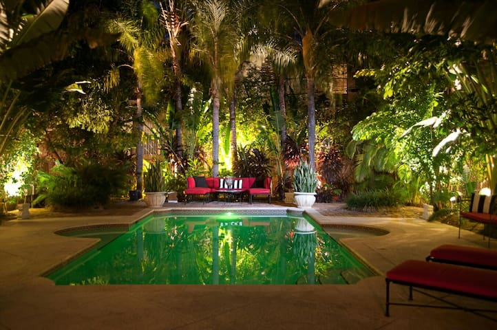14 sleep's, Amazing 5 BR Villa in South Beach!!! - Miami Beach - Villa