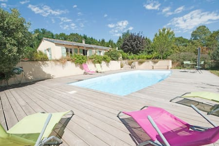 Borie Grande - Villa 4* - SPA - piscine -  WIFI - - Saint-Denis