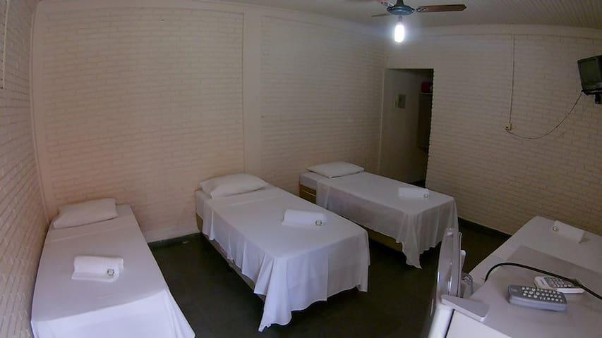 Apartamento Família Pantaneira 06
