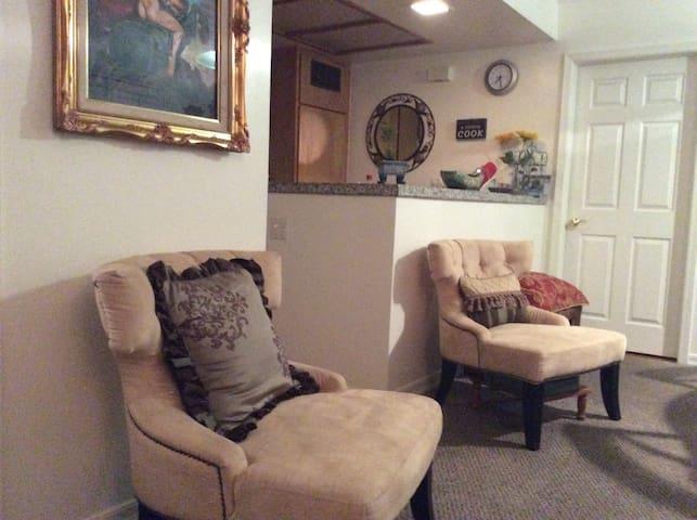 Cozy Home with a Private Room for you. - Los Ángeles - Apto. en complejo residencial