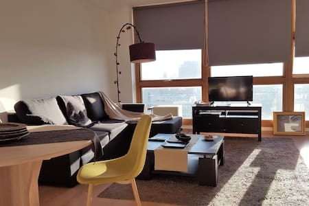 Bel appartement neuf centre Lille/Gares - Lille - Daire