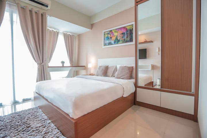 Fully Serviced Apartment Grand Dhika Bekasi Timur