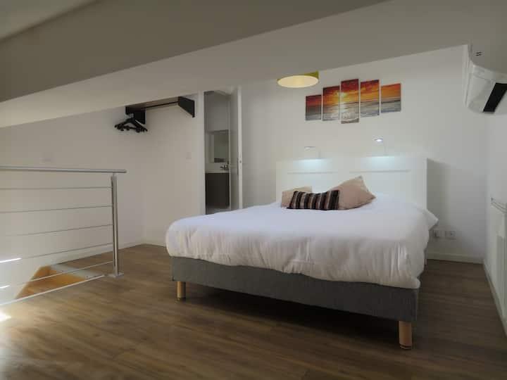 Appartement avec Terrasse au porte de la Camargue