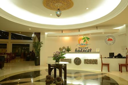 Discover Boracay Hotel and Spa - Bed & Breakfast