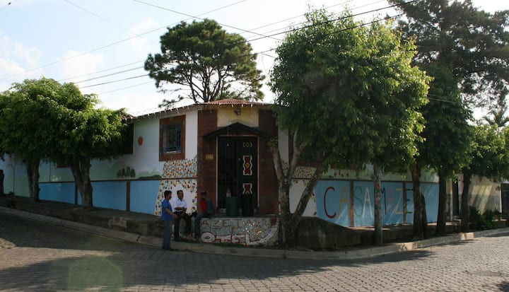 Charming colonial home in the heart of Juayua