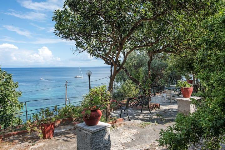 Avli Apartment, Perama, Corfu