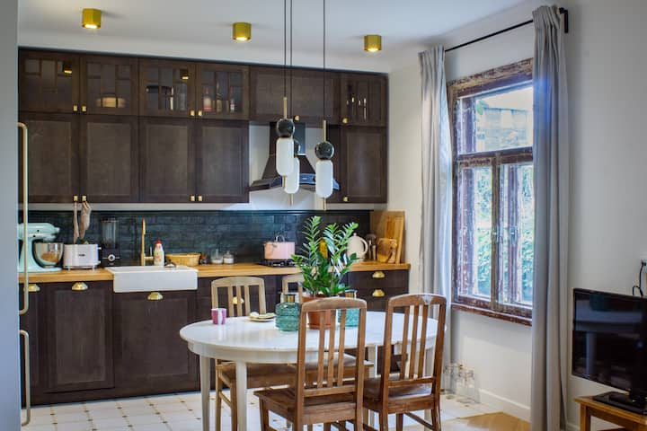 Cozy apartment in Pelgulinn